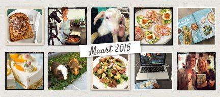 De maand van LeukeRecepten - maart 2015