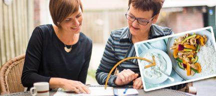 8 vragen aan mijn moeder over Weight Watchers + recept