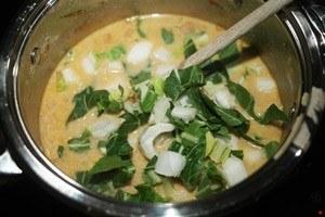 currysoep met paksoi 01