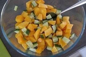 frisse couscous salade met mango 01