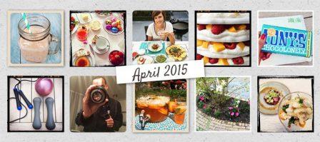 De maand van leukerecepten - april 2015