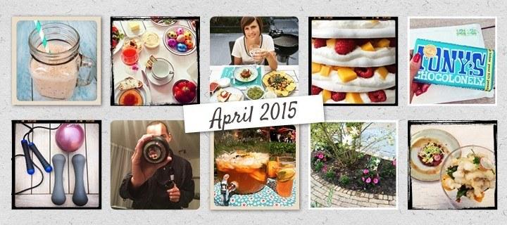 De maand van leukerecepten – april 2015