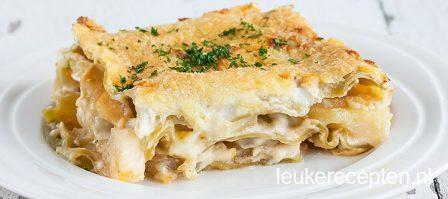 Meiknol en pastinaak lasagne