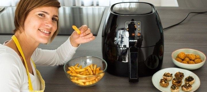 Review: frituren met de Philips Airfryer