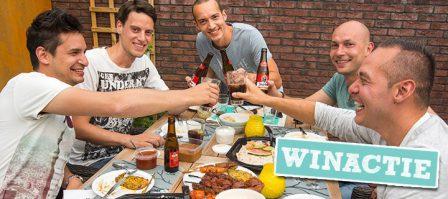 Echte mannen barbecue + winactie De Barbecueboer
