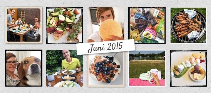 De maand van leukerecepten - juni 2015
