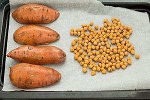Mediterraanse zoete aardappel 01