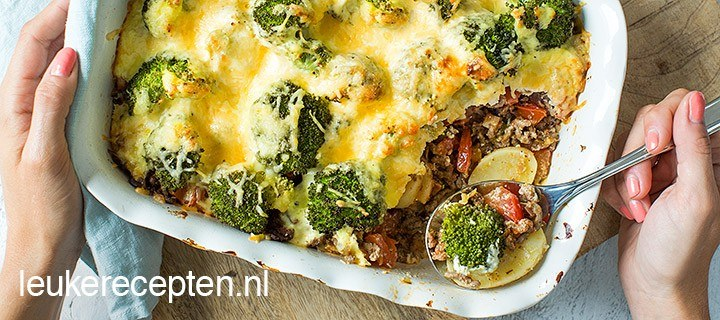 broccoli recept oven