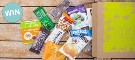 BoxBites: gezonde tussendoortjes aan huis + winactie