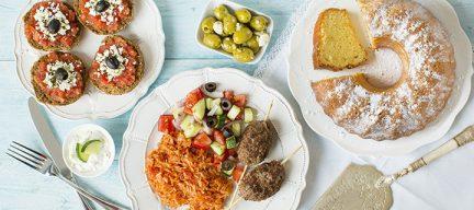 Griekse week: 7 x Griekse recepten