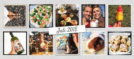 De maand van leukerecepten - juli 2015