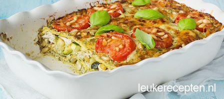 Video: lasagne kip pesto