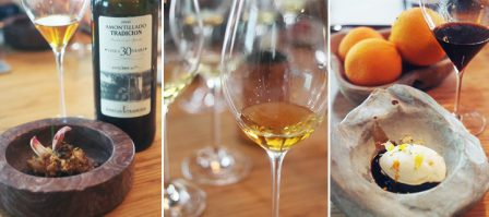 Shapas proeverij + International Sherry Week