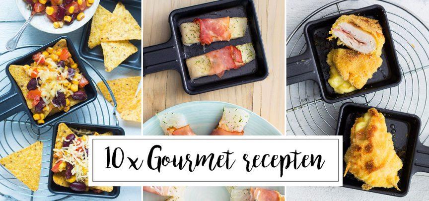 10 x gourmet recepten