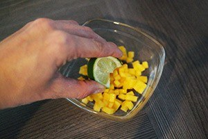 eendenborst salade 01