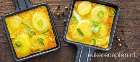 Gourmet recept: aardappel tortilla