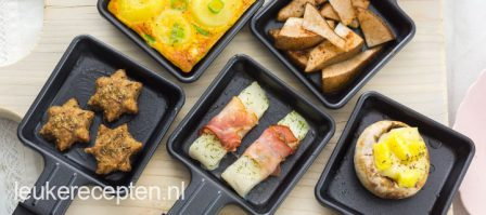 Gourmet-week: 7 x gourmet recepten