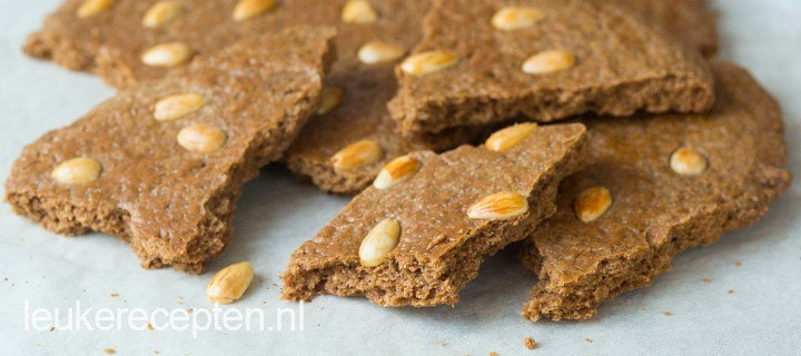 Video speculaas brokken
