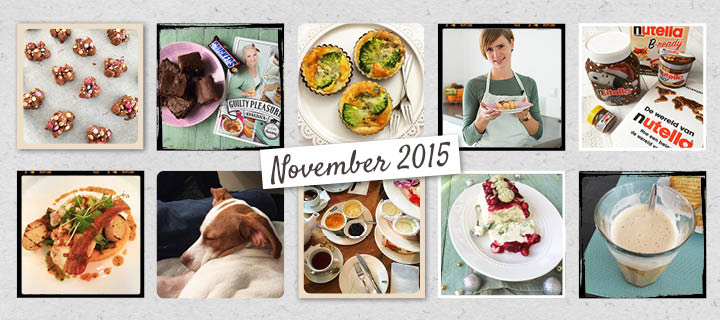 De maand van leukerecepten – november 2015