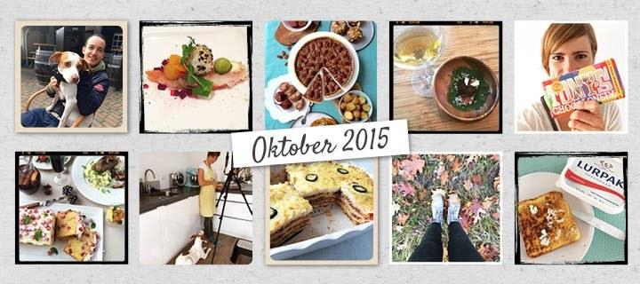 De maand van leukerecepten – oktober 2015