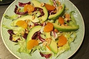 salade kip mandarijn 01