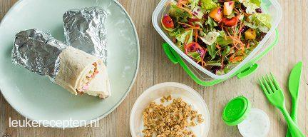 5x gezonde lunch op je werk