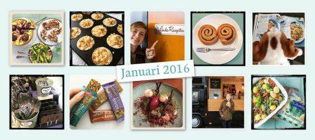 De maand van leukerecepten - januari 2016
