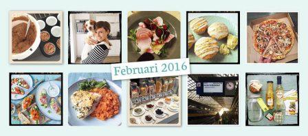De maand van leukerecepten – februari 2016