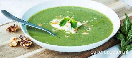 gemakkelijke soepen
