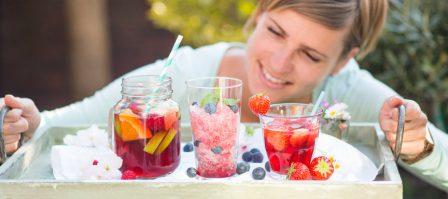 Smaakestafette: 3 x recepten Spa Forest Fruit