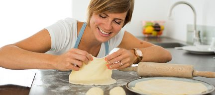 DIY: tortilla wraps maken