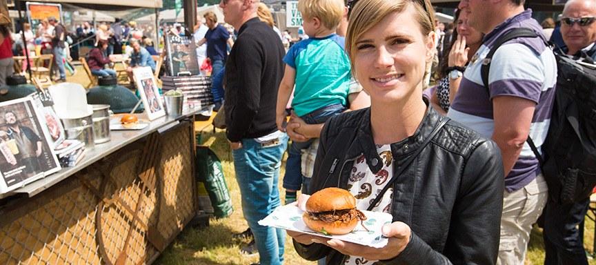 Bezoekje aan de Big Green Egg's Flavour Fair