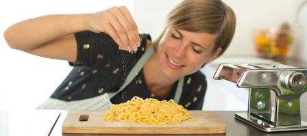 DIY: zelf pasta maken