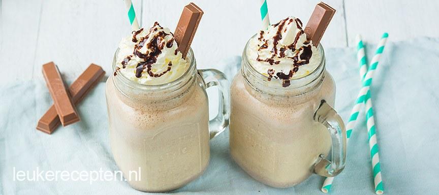 KitKat milkshake