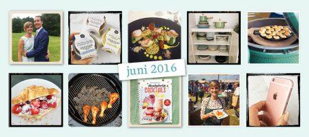De maand van leukerecepten - juni 2016