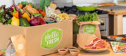 25 testers gezocht HelloFresh Box!