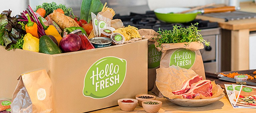 25 testers gezocht HelloFresh Box!