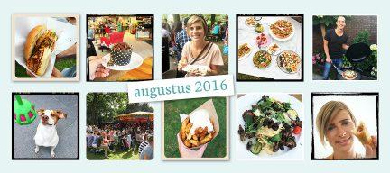 De maand van LeukeRecepten - augustus 2016