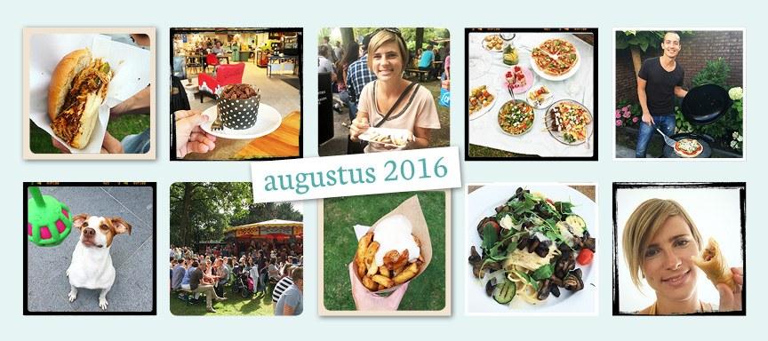 De maand van LeukeRecepten – augustus 2016