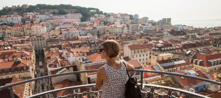 5 x hotspots in Lissabon