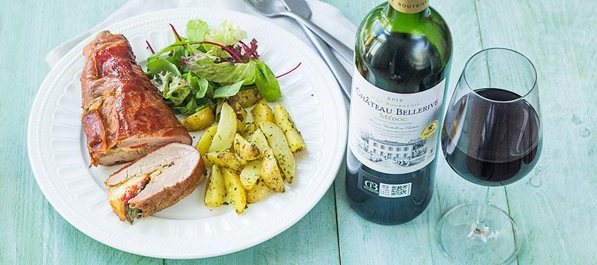 Een geweldig diner: Italiaanse varkenshaas + wijntip