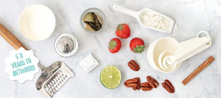 Foodvragen, tips & tricks #3