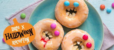Leuke en griezelige ideeën voor Halloween