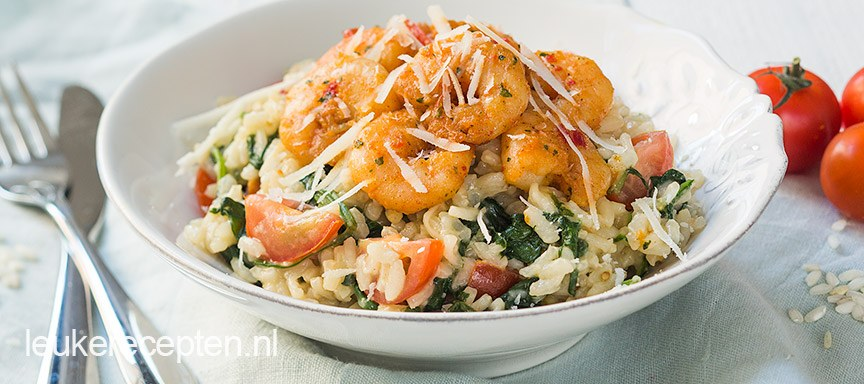 gezonde risotto recepten