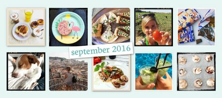 De maand van LeukeRecepten - september 2016