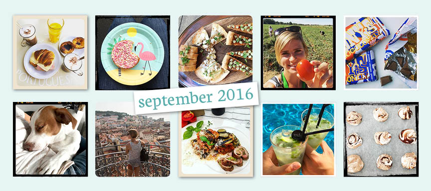 De maand van LeukeRecepten – september 2016