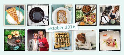 De maand van LeukeRecepten - oktober 2016