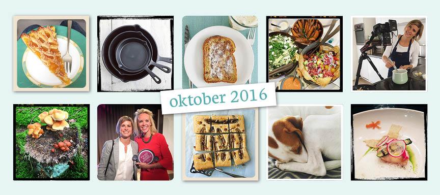 De maand van LeukeRecepten – oktober 2016