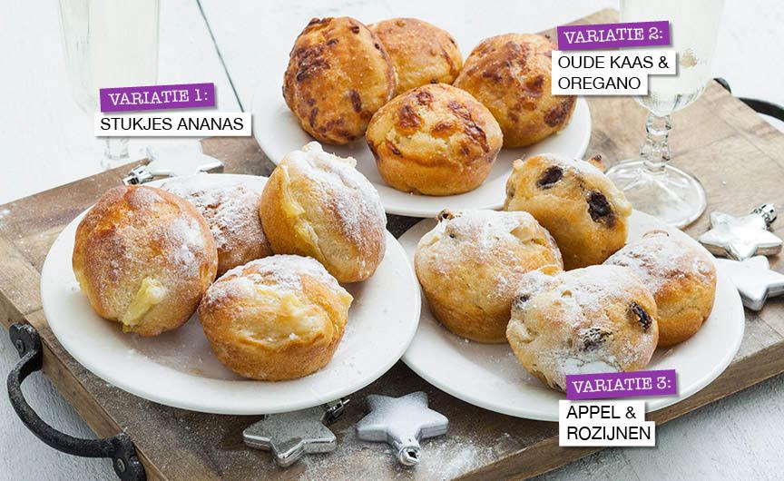 Getest Oviebollen Van Koopmans 3 Variaties Leuke Recepten