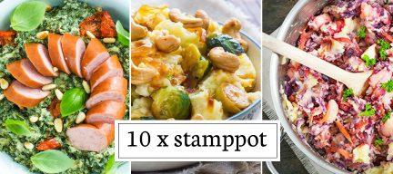 10 x de lekkerste stamppot recepten